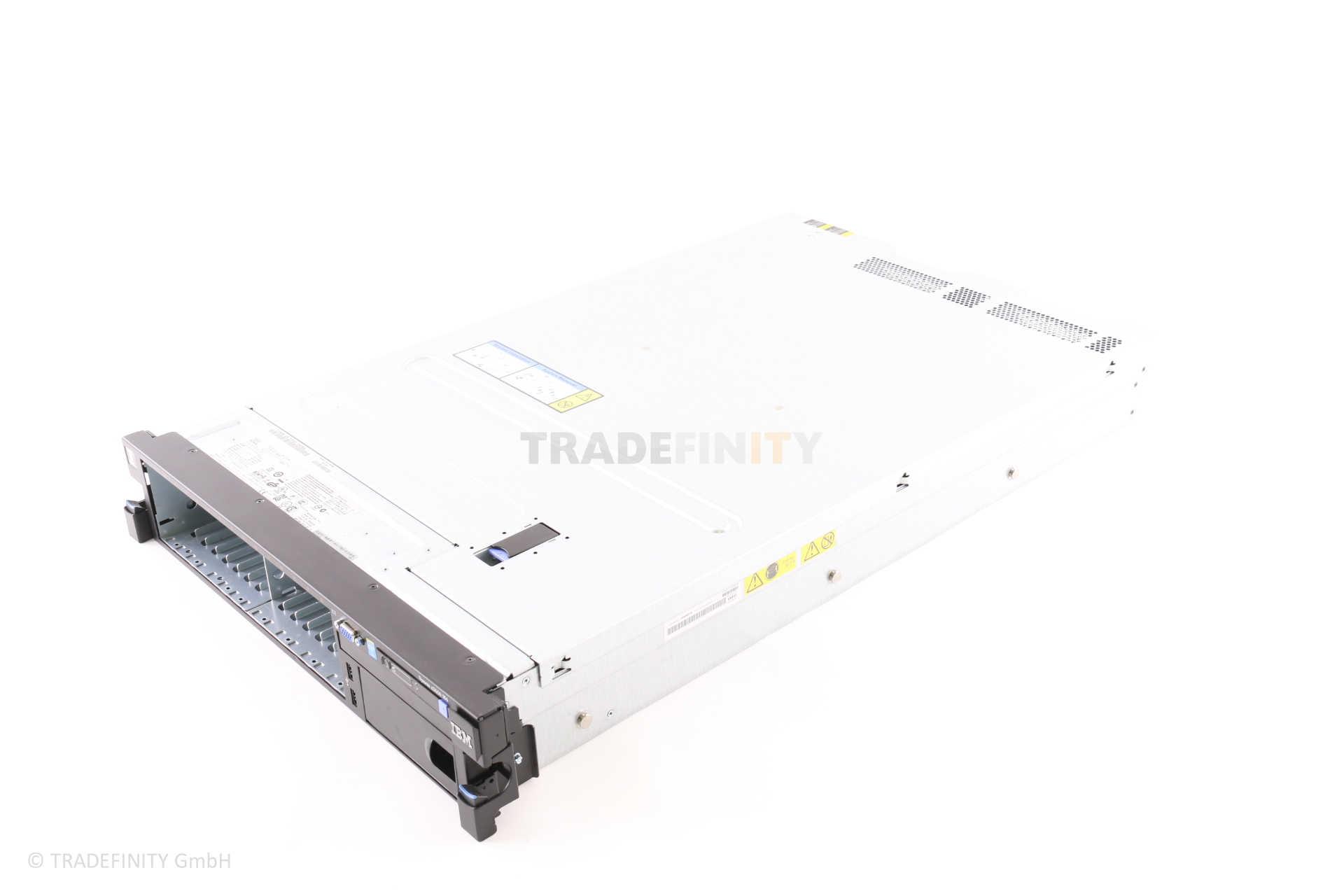 X3650 M4 Server