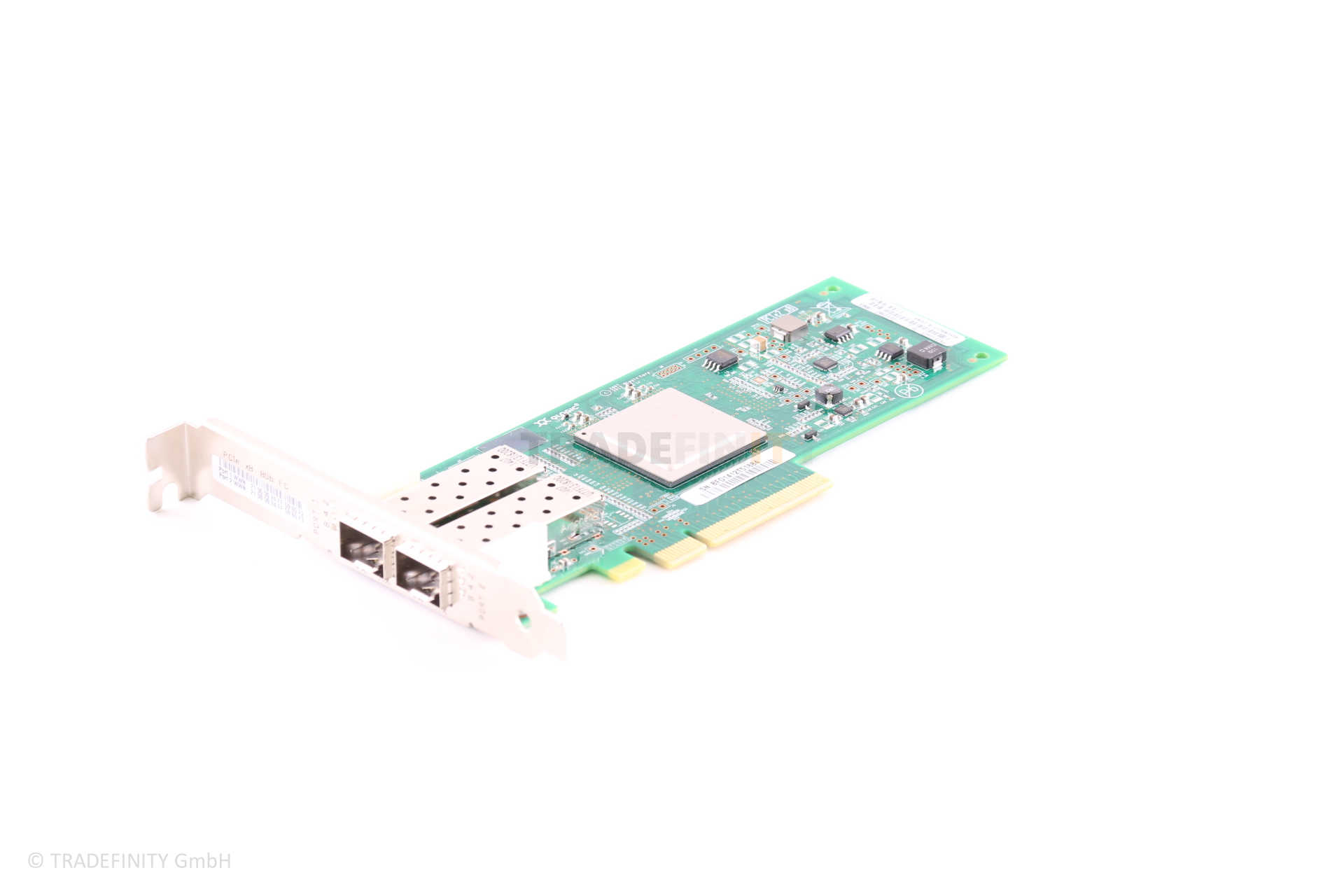 2-Port 8 Gbps Fibre Channel Host Bus Adapter (HBA) QLogic