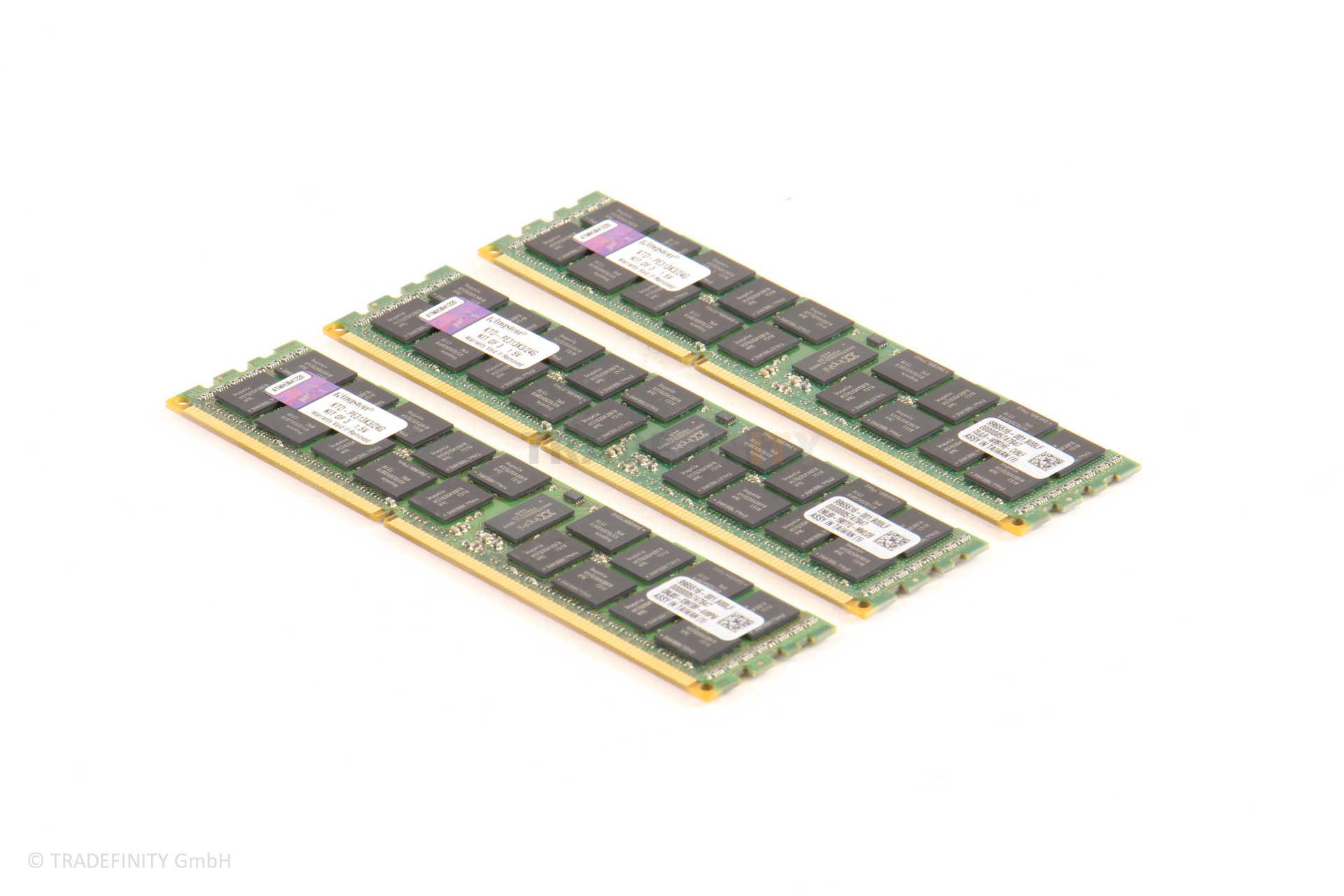 24 GB Memory (Kit of 3)
