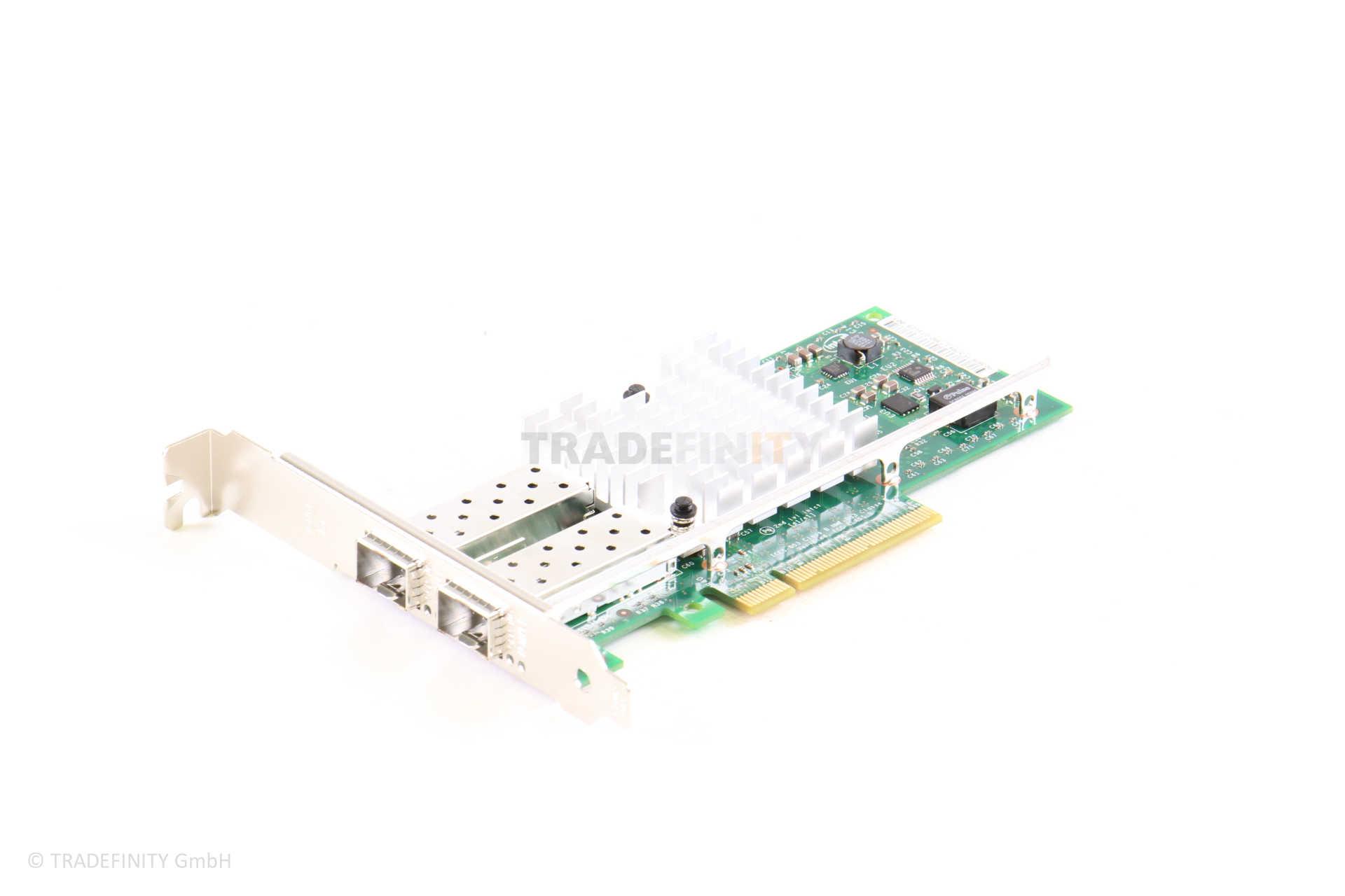 2-Port 10 GbE X520-DA2 Converged Network Adapter