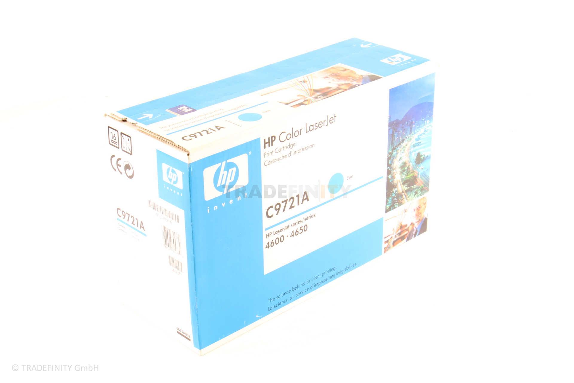 641A Cyan Toner Cartridge