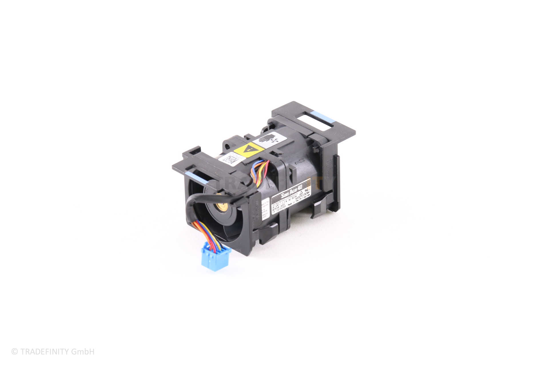 PowerEdge R610 Cooling Assembly