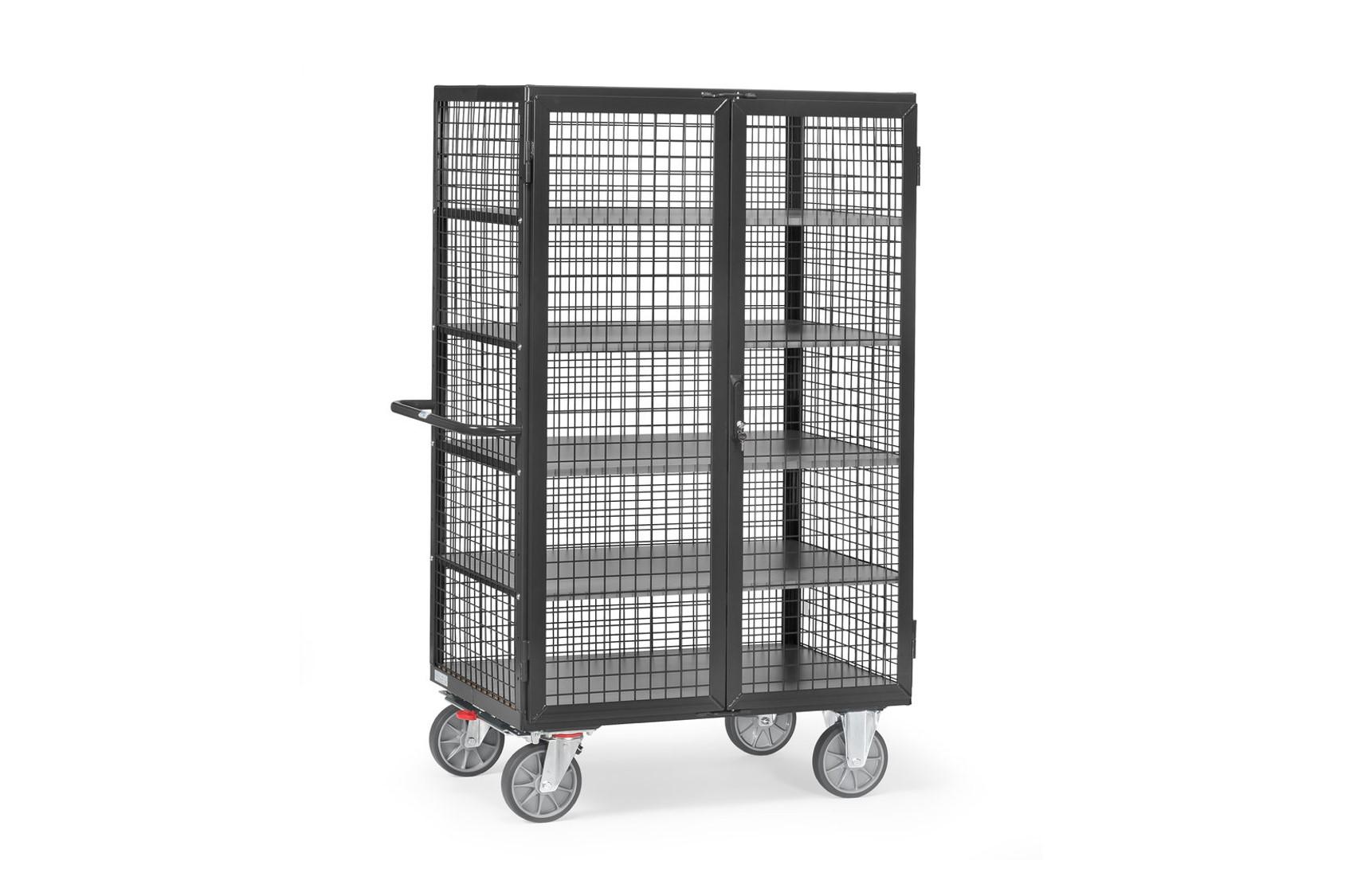 Gitterwagen Datenschutzbehälter G (Mietkosten)