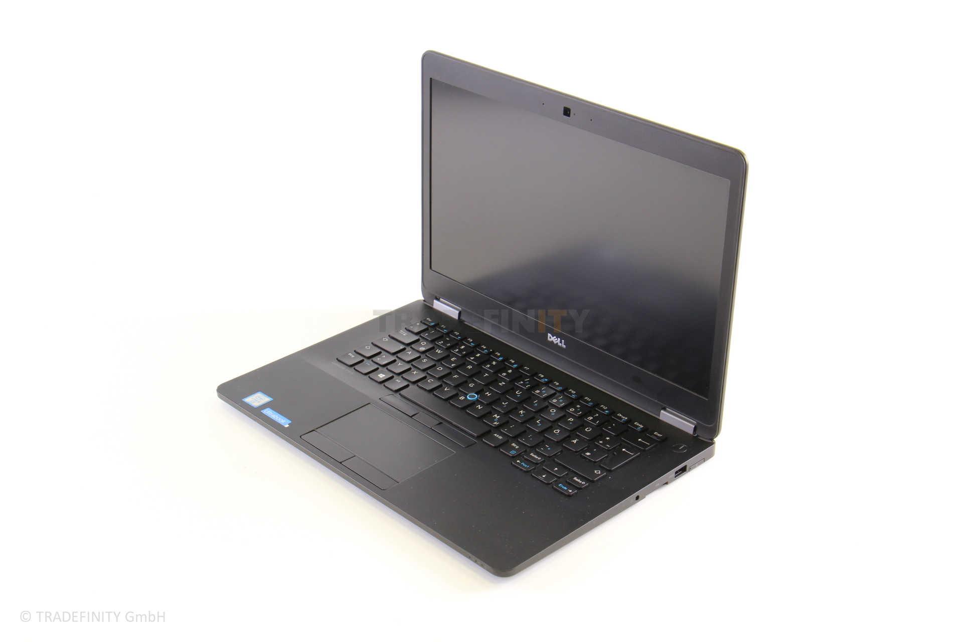 Latitude E7470 Notebook (14) 1366 x 768 WXGA Matt w/o Battery