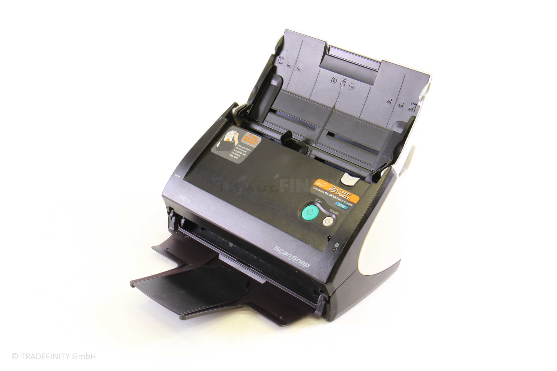 ScanSnap S500 ADF (Automatic Document Feeder), Duplex Scanning
