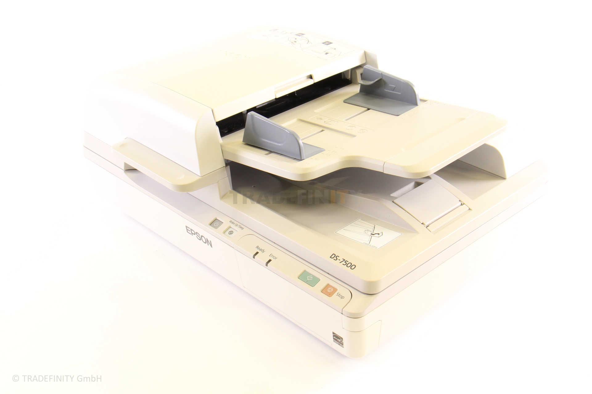 WorkForce DS-7500 ADF (Automatic Document Feeder), Duplex Scanning