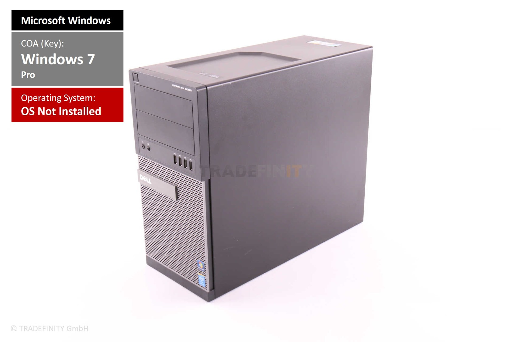 Optiplex 9020 MT (Mini Tower)