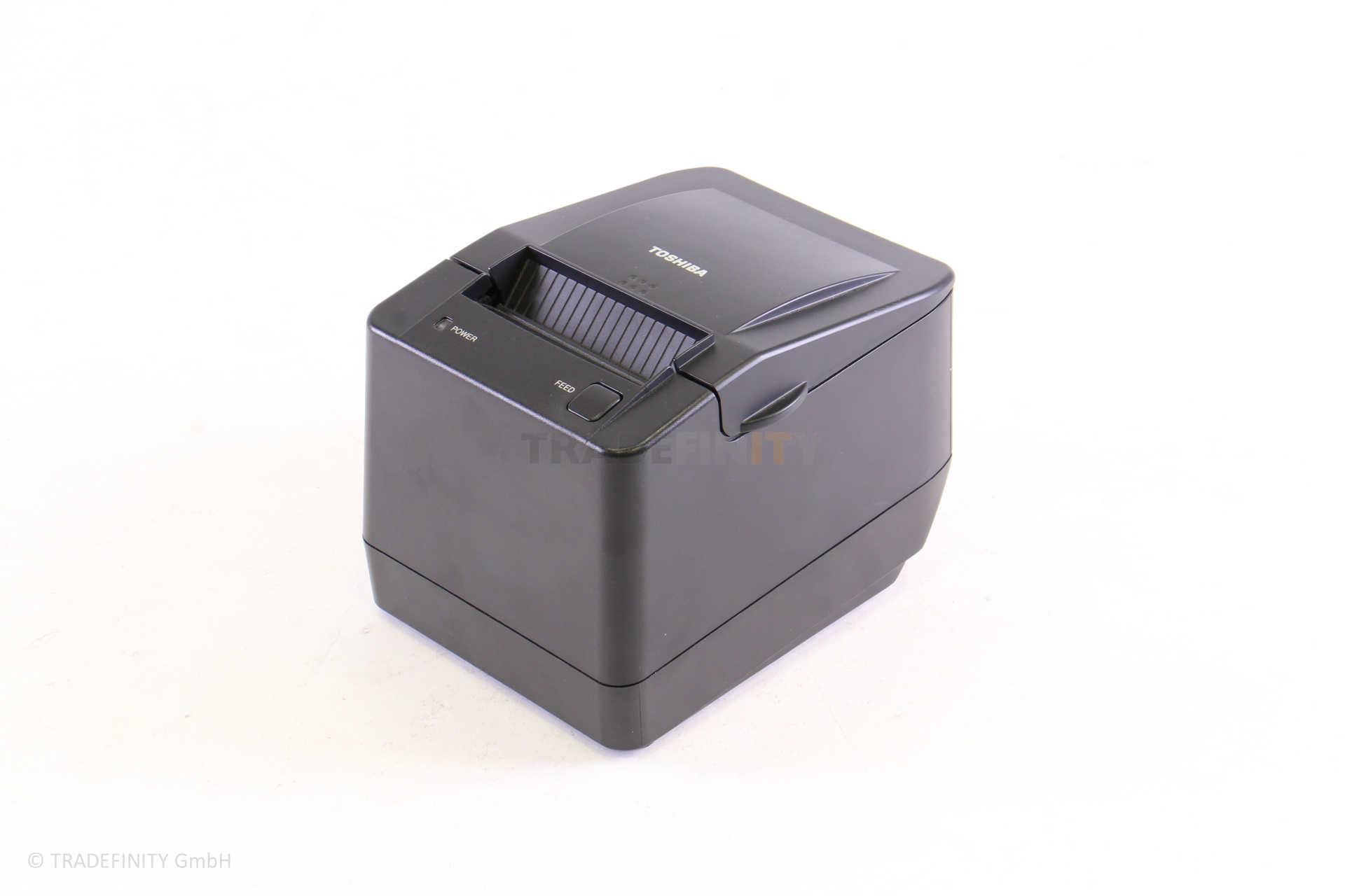 TCxFlight POS Thermal Receipt Printer (Black)