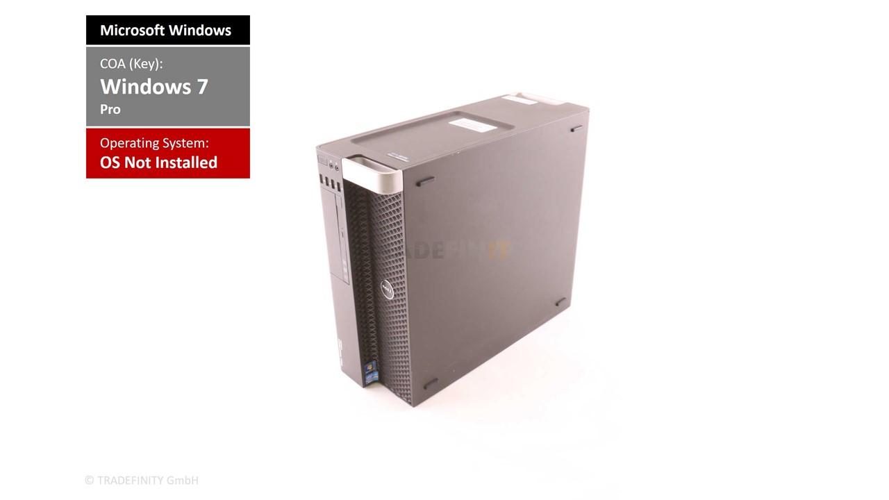 Precision T3600 WS (Workstation)
