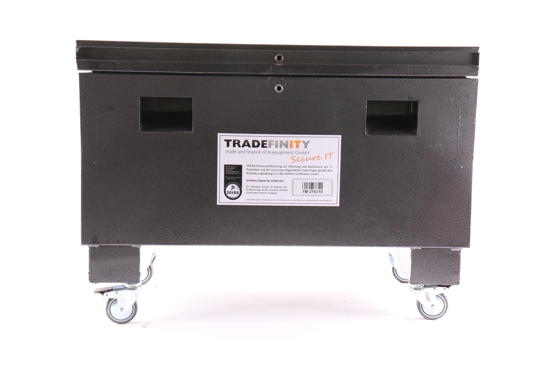 160 Liter Datenschutzbehälter M (Mietkosten)