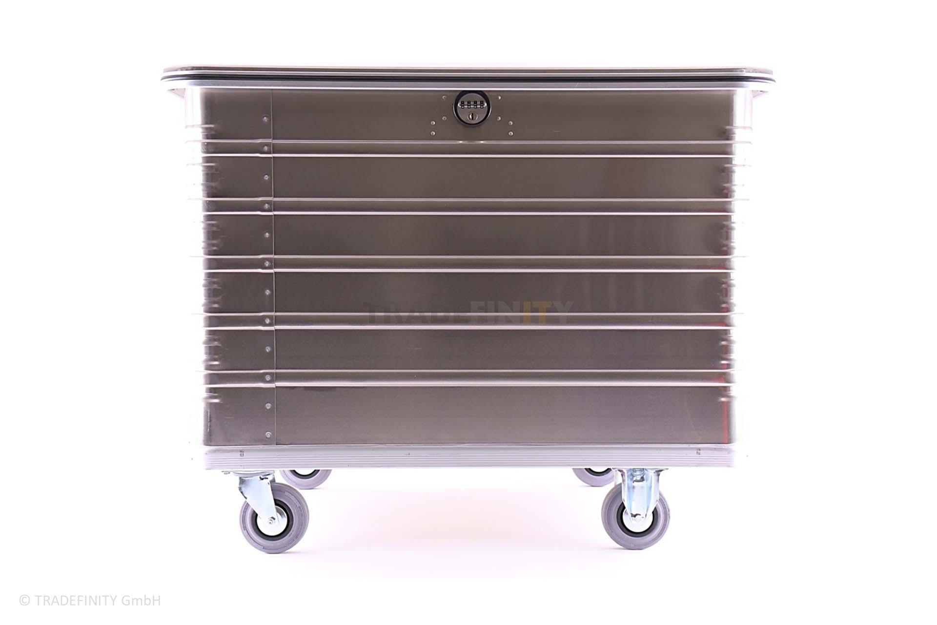 415 Liter Datenschutzbehälter L (Mietkosten)