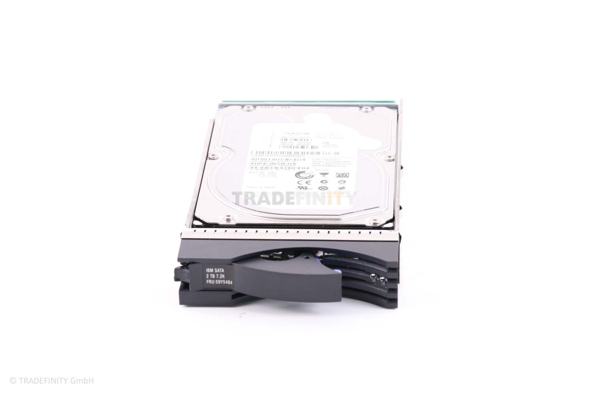 IBM 2 TB 3.5-Inch Internal Hard Drive 59Y5536